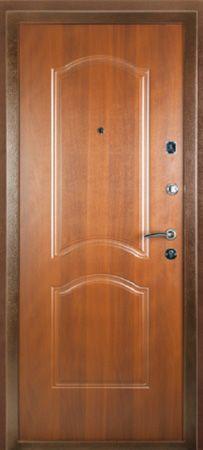 Стальная дверь Аргус-7 изнутри