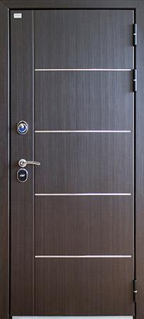 Дверь Аргус Горизонталь с молдингами
