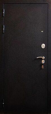 Входная дверь Аргус с большим зеркалом