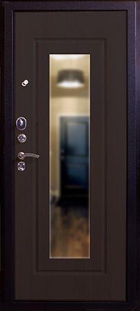 Входная дверь Аргус с зеркалом