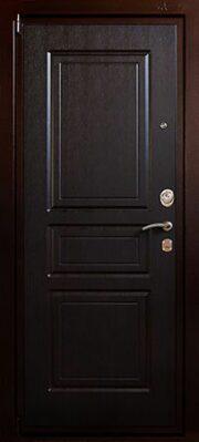 Дверь Аргус Рубеж М-3 с зеркалом