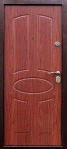 Входная дверь Кондор-5 изнутри