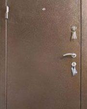 Дверь Кондор Барьер с двумя листами стали
