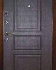 Металлическая дверь Кондор Х-1 изнутри