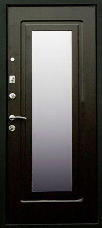 Дверь для квартиры с зеркалом Кондор Престиж