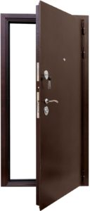 Внешний вид стальной двери Выбор-10