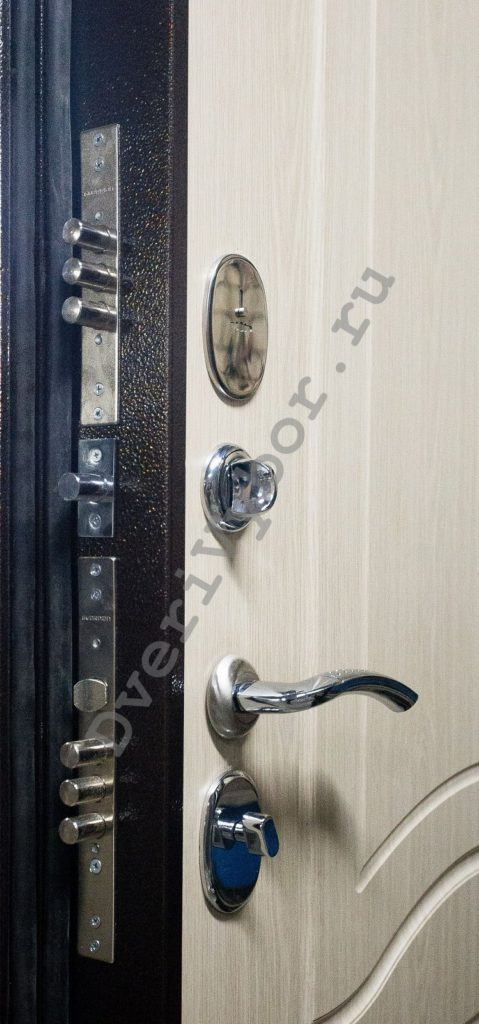 выбор надежной стальной двери