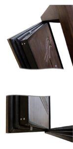 Вертикальный привод замков двери