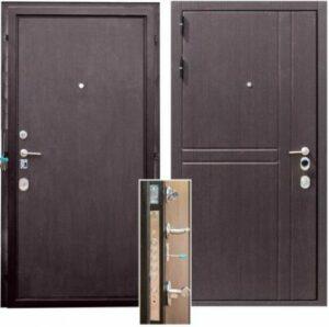 Надежная дверь Выбор-9 LUX
