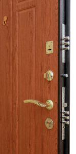 Внутренняя часть двери Зенит-2
