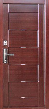 Дверь Форпост С-228 изнутри