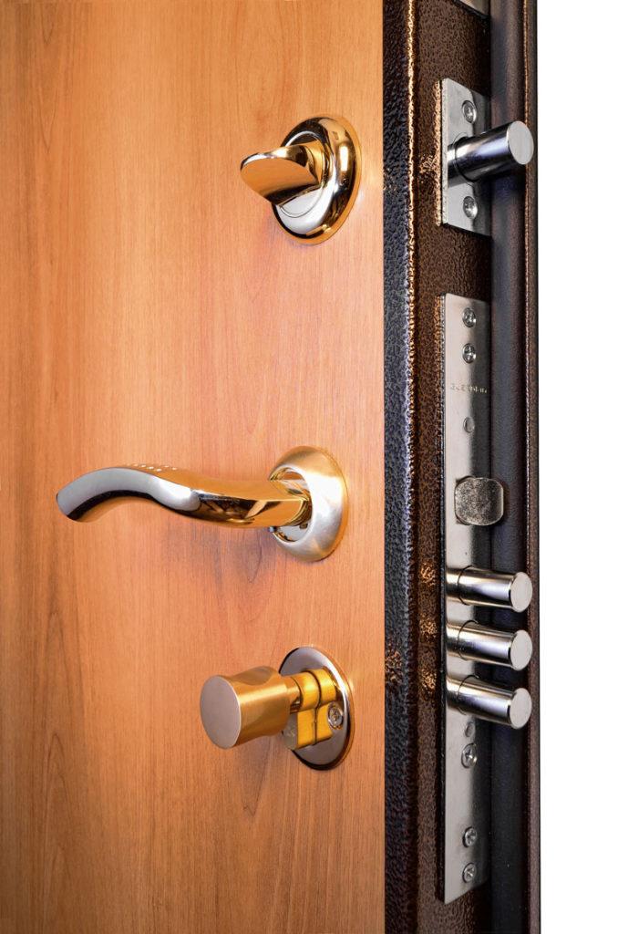 купить железные двери м