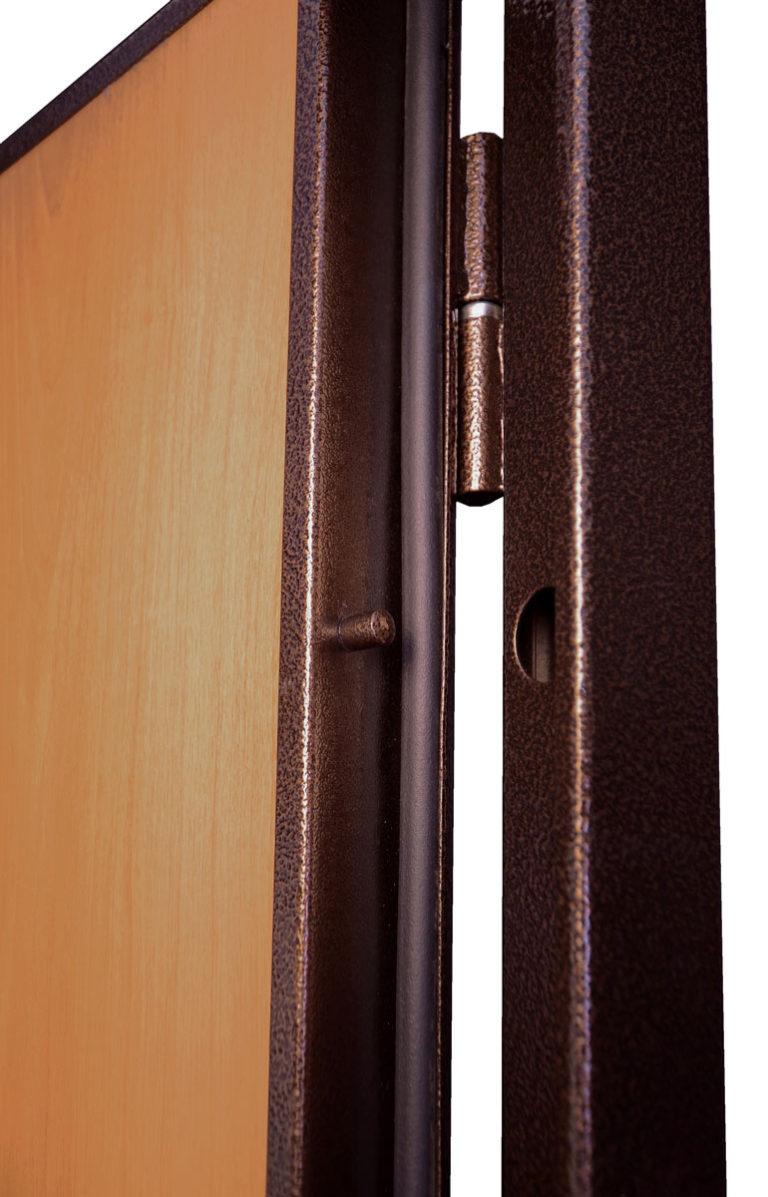 качественная металлическую дверь