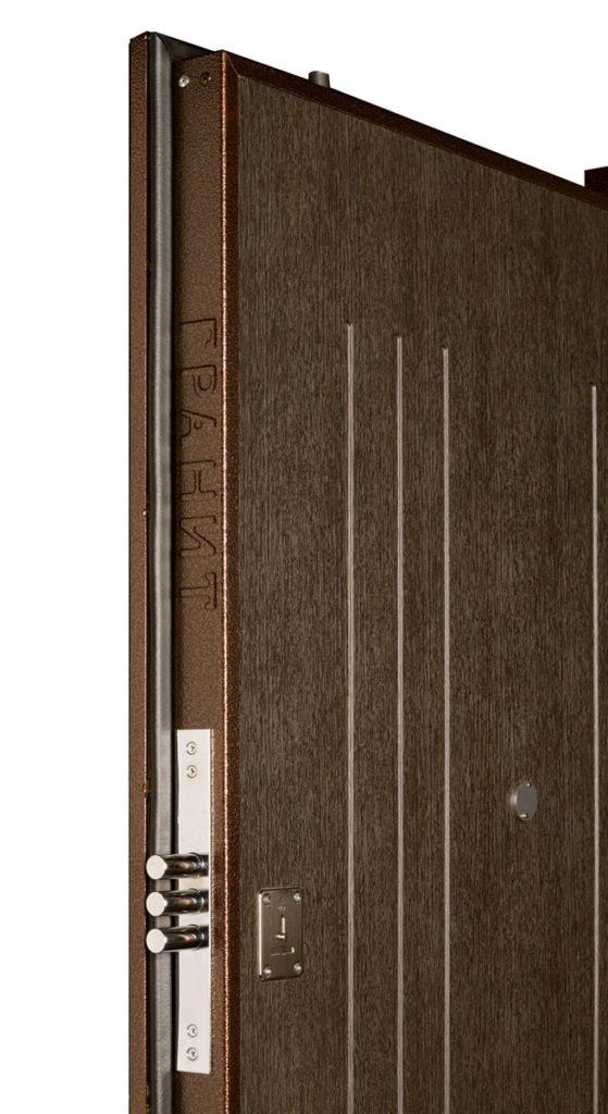 железные двери люкс купить в москве с установкой
