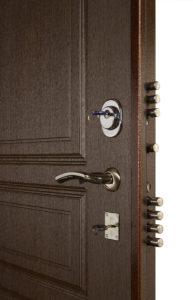 Дверь Гранит М3 снаружи