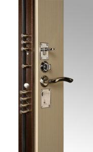 Дверь Гранит М3 изнутри