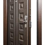 Самая надежная дверь Гранит М5