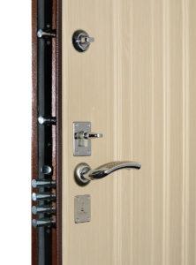 Дверь Гранит М5 изнутри