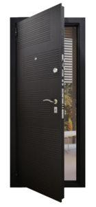 Внешний вид стальной двери Гранит Т1