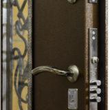 Замки и фурнитура двери Гранит Коттедж