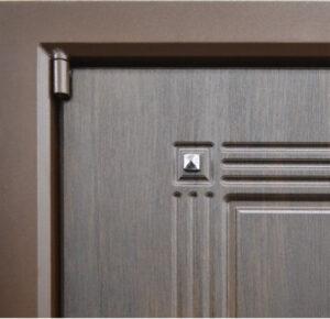 Отделка, дверная коробка и верхняя петля Гранит Премиум