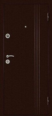 Недорогая входная дверь для квартиры Логика Экстра