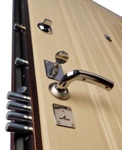 Замки и фурнитура двери Гранит М5