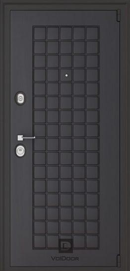 Стальная дверь Волдор Релакс Премиум с зеркалом