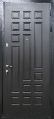 Надежная дверь Логика Гранит-1