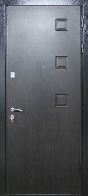 Дверь Логика Гранит-2 с минималистичным дизайном