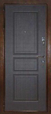 Популярная входная дверь Рубеж-1