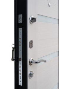 Толстое дверное полотно для лучшей шумоизоляции