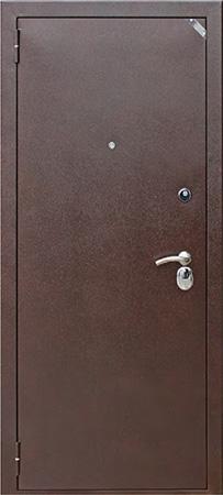 Жесткая, надежная входная дверь Зетта Комфорт-4