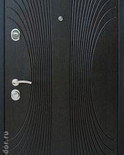 Внешний вид входной двери Футура-2