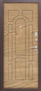 Стандарт-3 изнутри с отделкой под ель