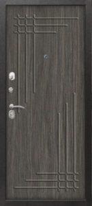 Металлическая дверь Евро-3 изнутри